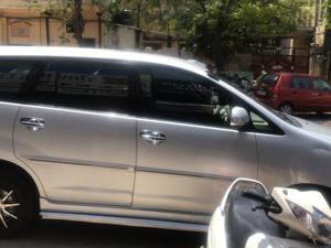 Toyota Innova 2.5 VX 7 STR BS IV (2012) in Hoshiarpur