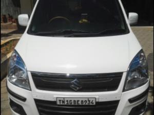Maruti Suzuki Wagon R 1.0 LXI (O) (2018) in Chennai