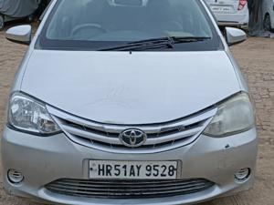 Toyota Etios D 4D GD (2014) in Firozabad