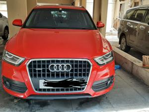 Audi Q3 35 TDI Premium Plus + Sunroof (2013) in Hyderabad