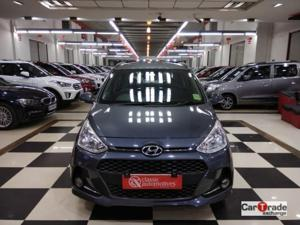Hyundai Grand i10 4 Speed Automatic Sportz (2018)
