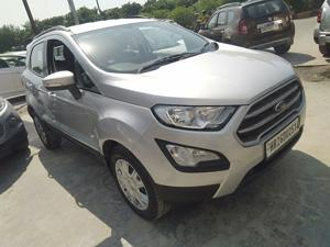 Ford EcoSport Trend + 1.5L Ti-VCT AT (2018)