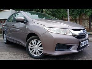 Honda City SV 1.5L i-VTEC CVT (2015)