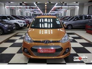 Hyundai Grand i10 4 Speed Automatic Asta (2015) in Bangalore