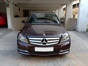 Mercedes Benz C Class C 220 CDI BlueEFFICIENCY (2013) in Hyderabad