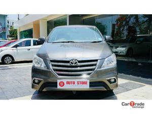 Toyota Innova 2.5 VX 7 STR BS IV (2013) in Malegaon