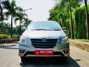 Toyota Innova 2.5 GX 8 STR BS IV (2015) in Malegaon