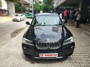 BMW X3 2011 xDrive20d (2011)