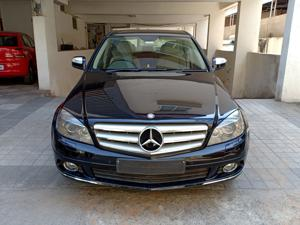 Mercedes Benz C Class 200 K AT (2009) in Hyderabad