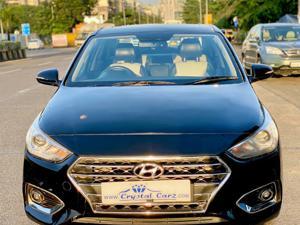 Hyundai Verna Fluidic 1.6 VTVT SX Opt AT (2017)
