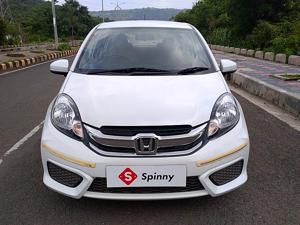 Honda Amaze S MT Petrol (Opt) (2017) in Pune