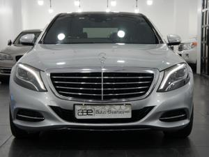 Mercedes Benz S Class S 350D (2015) in Lucknow