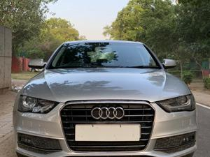 Audi A4 2.0 TDI Technology Pack (2014)