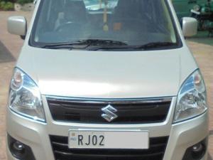 Maruti Suzuki Wagon R 1.0 Vxi AMT (2016) in Alwar