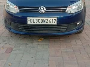 Volkswagen Vento 1.6L MT Comfortline Petrol (2013) in New Delhi