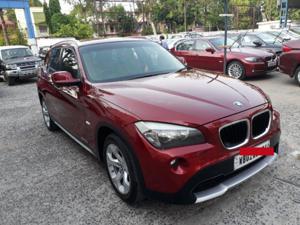BMW X1 sDrive20d (2012)