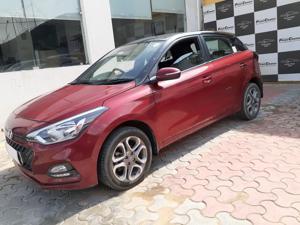 Hyundai Elite i20 1.2 Kappa VTVT Dual Tone Asta Petrol (2018)