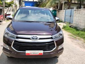 Toyota Innova Crysta 2.4 ZX 7 STR (2017) in Bangalore
