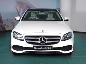 Mercedes Benz E Class 200 (2020)