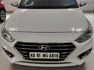 Hyundai Verna Fluidic 1.6 VTVT SX Opt AT (2017) in Bangalore