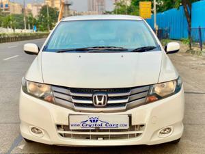 Honda City 1.5 V AT (2011)