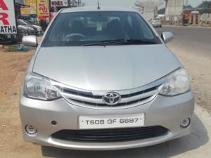 Toyota Etios GD (2011) in Hyderabad