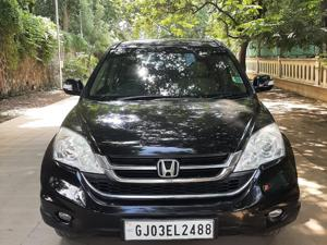 Honda CR V 2.4 MT (2012)