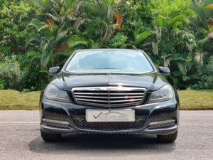 Mercedes Benz C Class 250 CDI Elegance (2011) in Hyderabad
