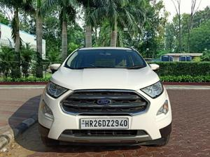 Ford EcoSport 1.5 TDCi Titanium (MT) Diesel (2019) in Faridabad