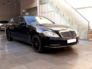 Mercedes Benz S Class 350 CDI Long Blue EFFICIENCY (2012)