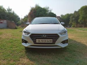 Hyundai Verna Fluidic 1.6 VTVT SX Opt AT (2018)