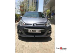 Hyundai Grand i10 Sportz 1.1 U2 CRDi Diesel (2014)