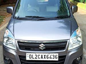 Maruti Suzuki Wagon R 1.0 Vxi AMT (O) (2017) in Ghaziabad