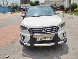 Hyundai Creta SX Plus 1.6 AT CRDI (2017) in Hyderabad