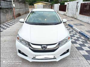 Honda City S 1.5L i-VTEC (2017)