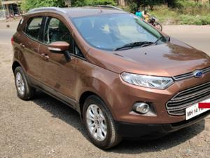 Ford EcoSport 1.5 Ti-VCT Titanium (AT) Petrol (2016) in Pune