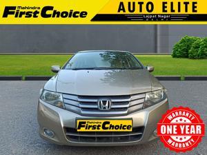 Honda City 1.5 V MT (2011)