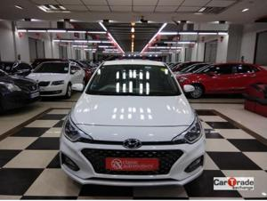 Hyundai Elite i20 Asta 1.2 (O) CVT (2018) in Hubli