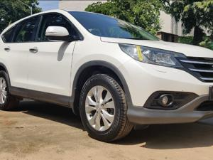 Honda CR V 2.4 AT AVN (2015) in Ahmedabad
