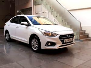 Hyundai Verna 1.6 VTVT EX AT (2018)