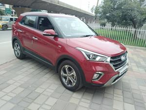 Hyundai Creta SX Plus 1.6 AT CRDI (2018) in Bangalore