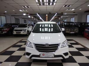 Toyota Innova 2.5 GX (Diesel) 7 STR Euro4 (2016) in Mysore