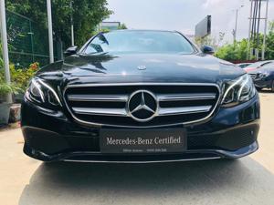 Mercedes Benz E Class E 220d Exclusive (2020) in Ghaziabad