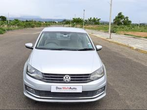 Volkswagen Vento 1.6L AT Highline Diesel (2017) in Madurai