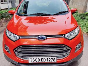 Ford EcoSport 1.5 TDCi Titanium(O) MT Diesel (2014) in Hyderabad