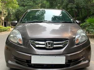Honda Amaze 1.5 S i-DTEC (2013)