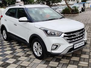 Hyundai Creta SX+ 1.6 U2 VGT CRDI AT (2015) in Pune