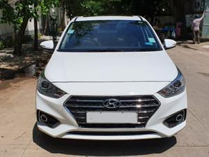 Hyundai Verna Fluidic 1.6 VTVT SX Opt AT (2017) in Chennai