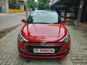 Hyundai Elite i20 1.2 Kappa VTVT Dual Tone Asta Petrol (2017) in Bangalore