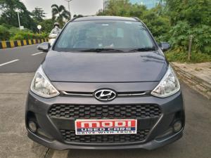 Hyundai Grand i10 Asta(O) 1.1 U2 CDRi Diesel (2017) in Mumbai